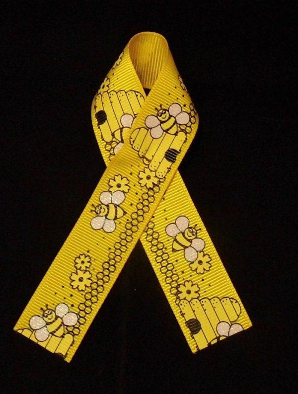 bumblebee ribbon