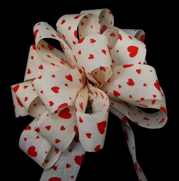 valentine closeout ribbon