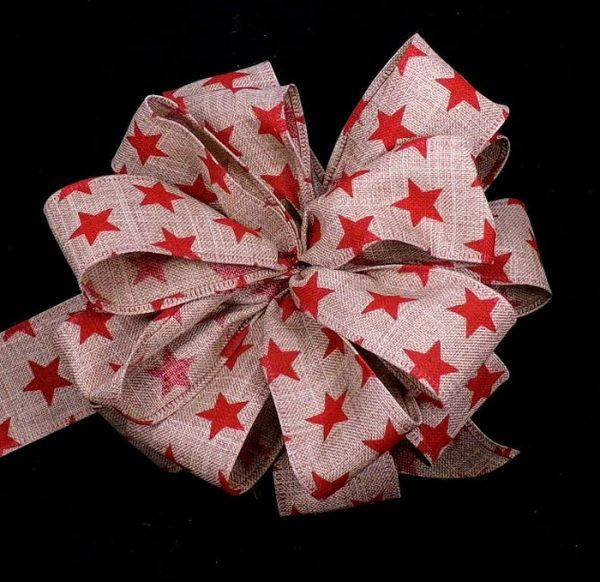 Wired Star ribbon
