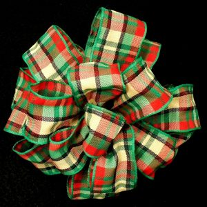Irish plaid