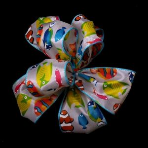 tropical fish ribbon