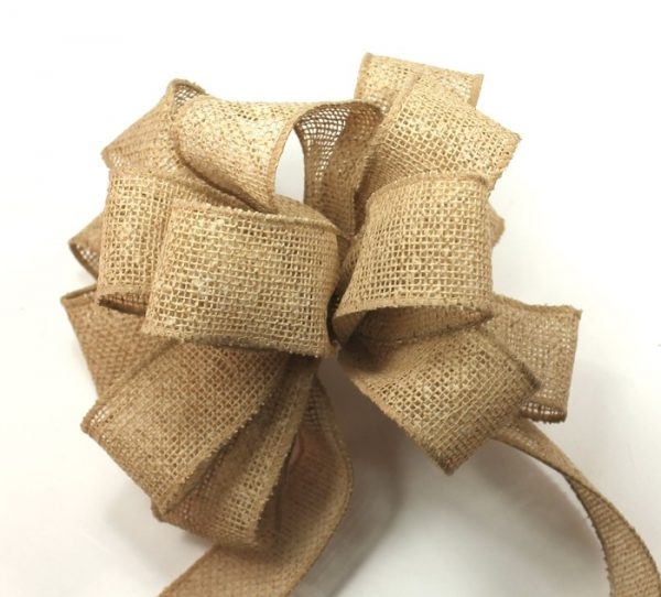 Wired Rustic Ribbon