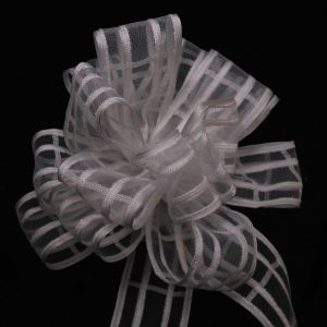 wedding bow ribbon
