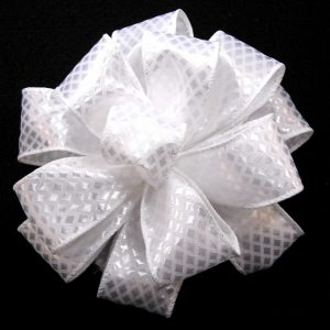 Diamond Pattern Ribbon