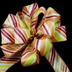 Diagonal Stripe ribbon