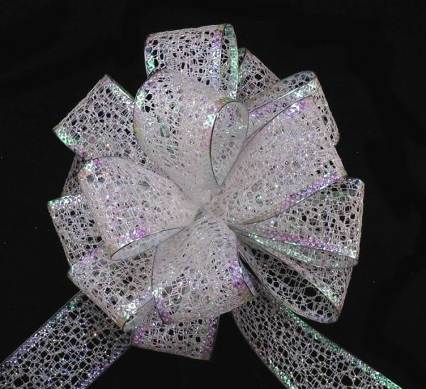 wired webbed ribbon