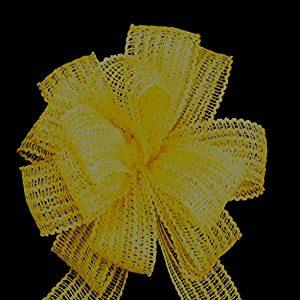 open weave ribbon