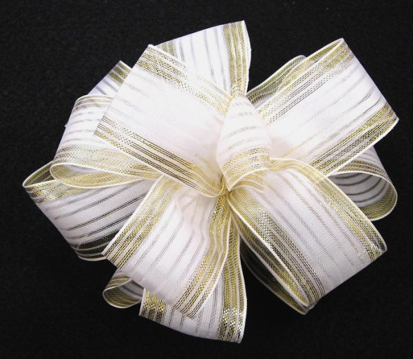 sheer bridal ribbon