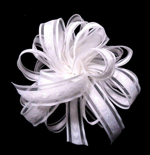 woven heart ribbon