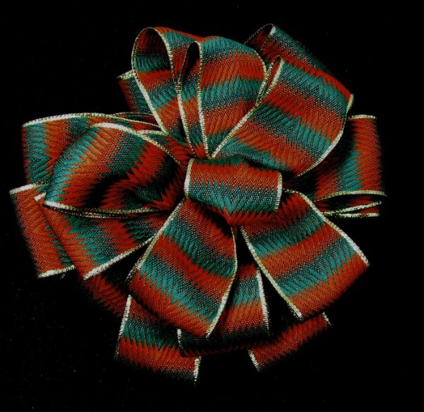 Wired Flame Ribbon