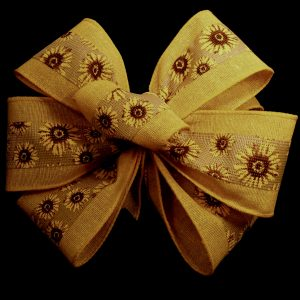 Sunflower Ribbon