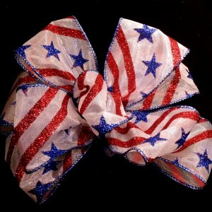 USA Patriotism Ribbon