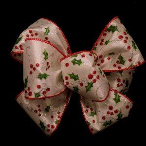 Holly Berry ribbon
