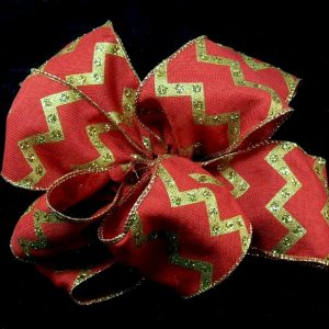 Crown Pattern Ribbon