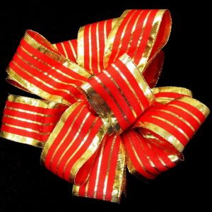 Wired Stripe Ribbon