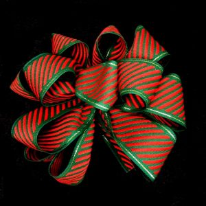 Candy Stripe Ribbon