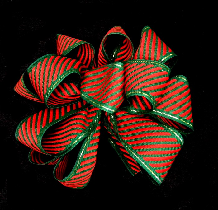 Wired Christmas Ribbon Wholesale