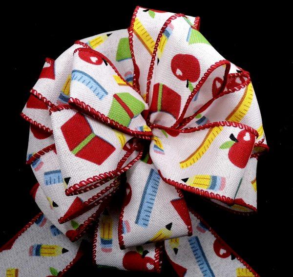 school ribbon