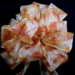 Wired Fall RIbbon