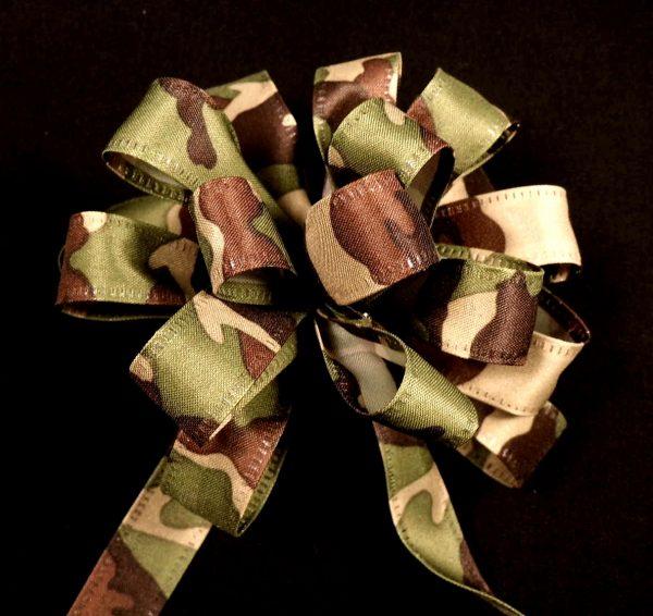 Camo ribbon