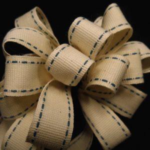 woven stitch ribbon