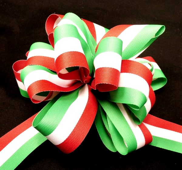 Italian Flag Ribbon