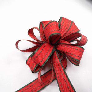 woven stitched ribbon