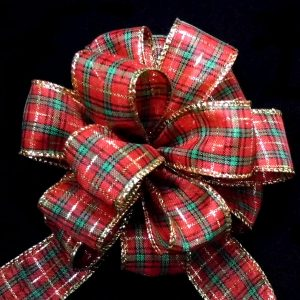 Red & Green Plaid