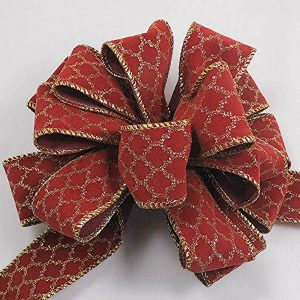 Small Diamond Pattern RIbbon