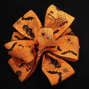 wired halloween ribbon