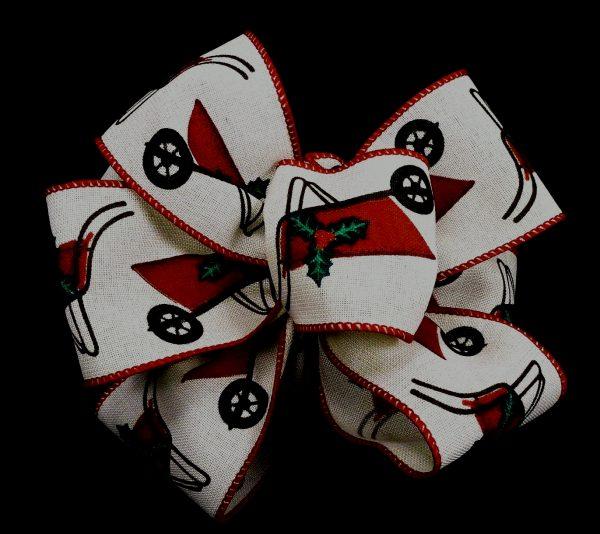 Wheelbarrow ribbon