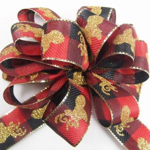 deer head ribbon