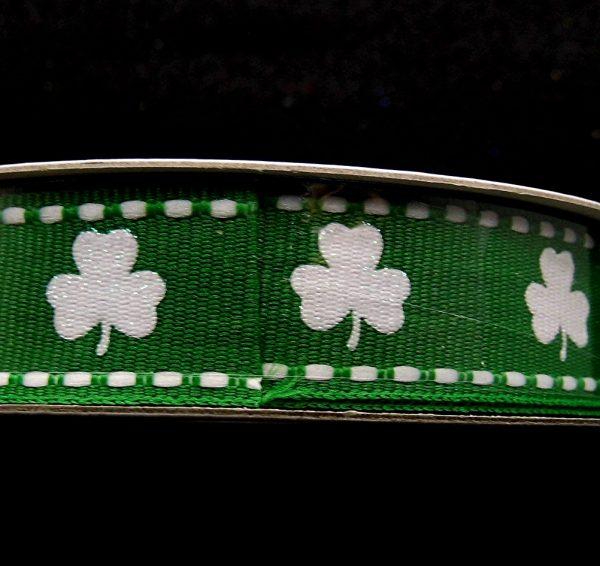 thin clover ribbon