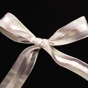 satin sheer ribbon