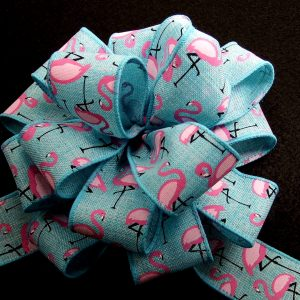 flamingo ribbon