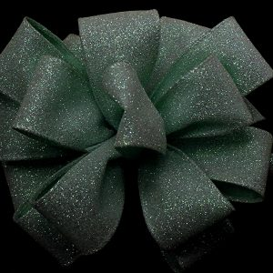 glittery ribbon