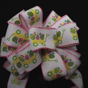 Easter Eggs Ribbon