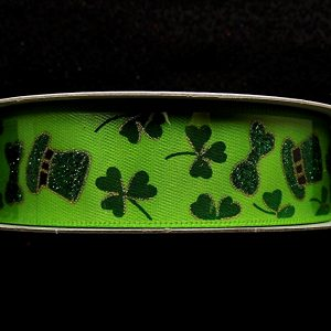 thin Patty's Day Ribbon