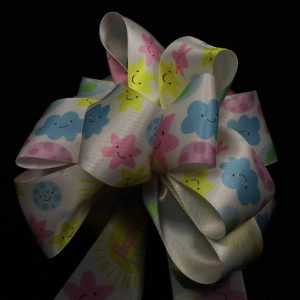 baby satin ribbon