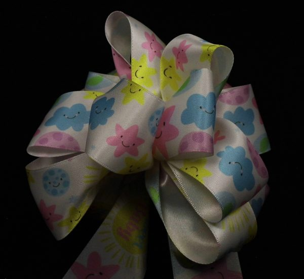 baby satin ribbon