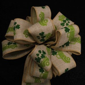 Shamrock truck ribbon