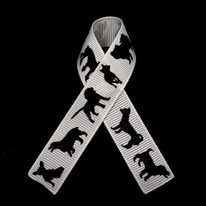 Black Dog Ribbon
