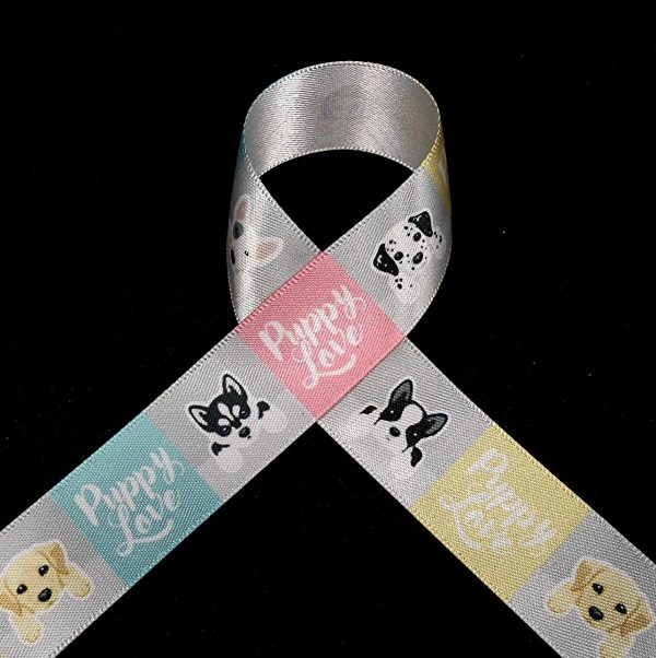 puppy ribbon
