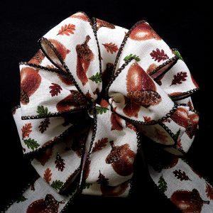 wired acorn ribbon