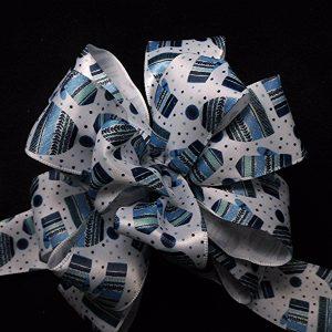 winter themed ribbon