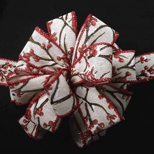 berry ribbon