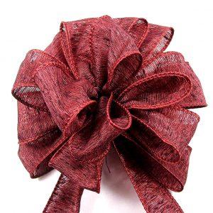 solid sheer ribbon