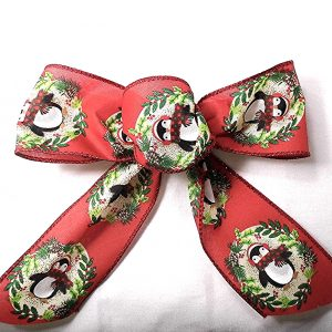 penguin ribbon