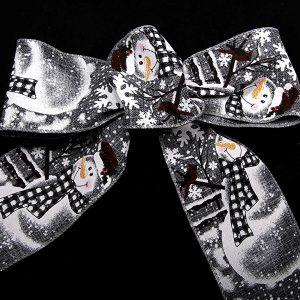 snowman ribbon
