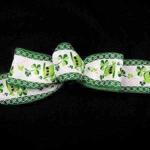 shamrock ribbon